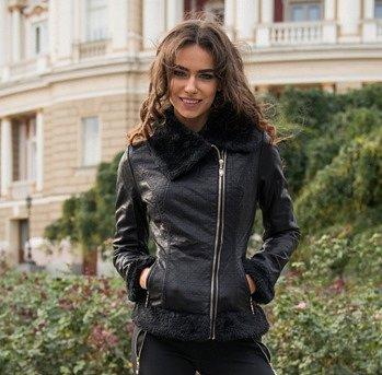 Женские демисезонные куртки на осень и весну - модные фото, советы 79fb694196b