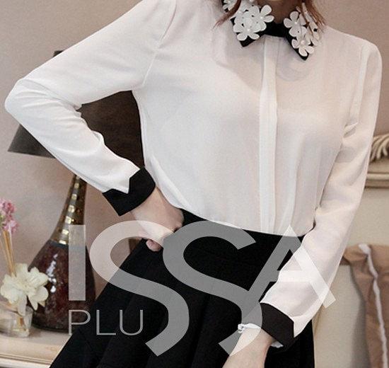 b285751740a С чем носить блузку разных фасонов - модные фото
