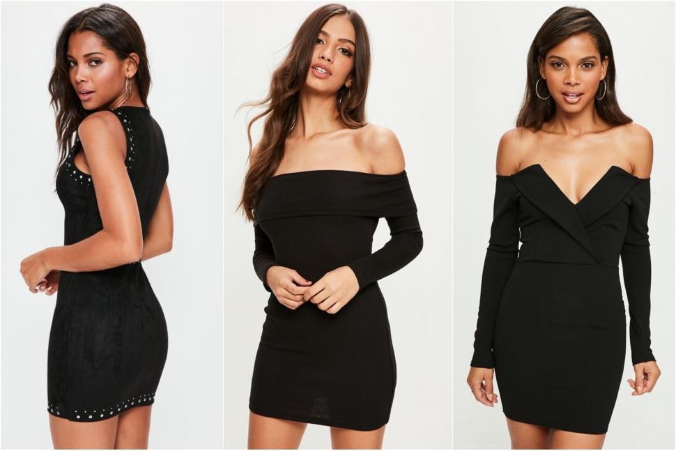 Маленьке чорне плаття - блог Issaplus