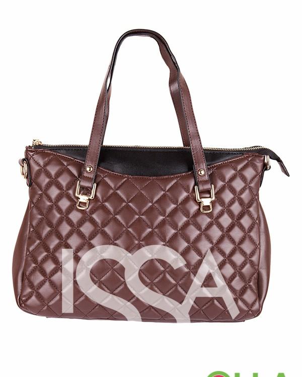 Стеганная стильная сумка