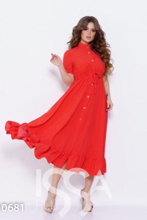 7b2c034bfa4 Красные женские платья  купить платье красного цвета в Украине в ...