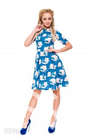 Летнее платье по почте
