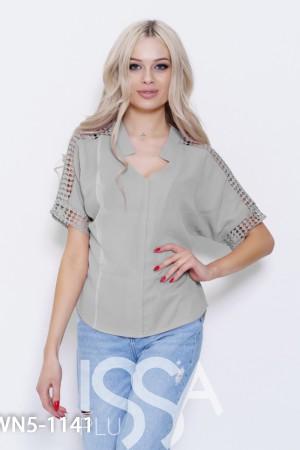 3d255f2376a Серые женские блузки  купить серую блузку в Украине в интернет ...