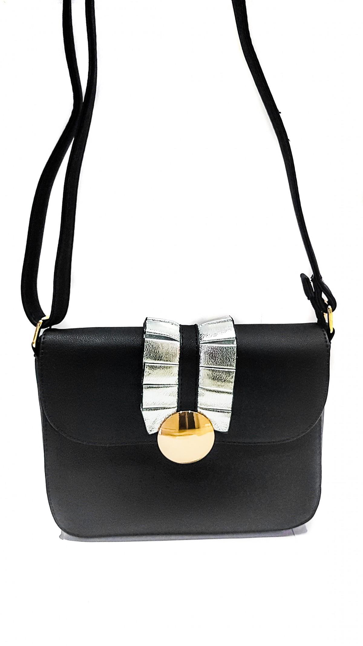 Женская черная сумка Купить женскую сумку недорого