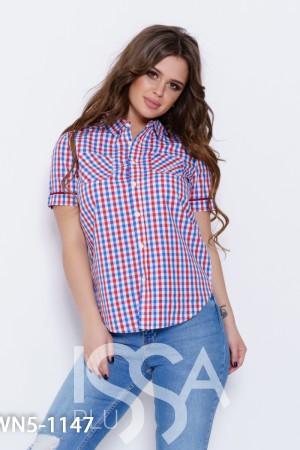 0e191f69b56 Женские рубашки в клетку  купить рубашку в клетку в Украине в ...