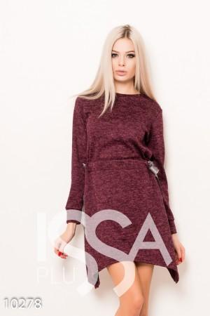 Бордовые платья женские  купить женское платье бордового цвета ... 4e7101e3370