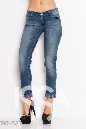 Женские джинсы  купить джинсы в Украине в интернет магазине issaplus ... 4854ad345cd42