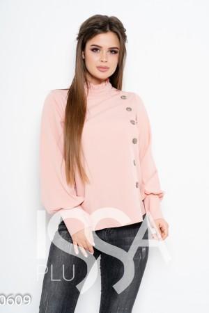 30a76f79c57 Женские блузки софт-коттон  купить блузку софт-коттон в Украине в ...