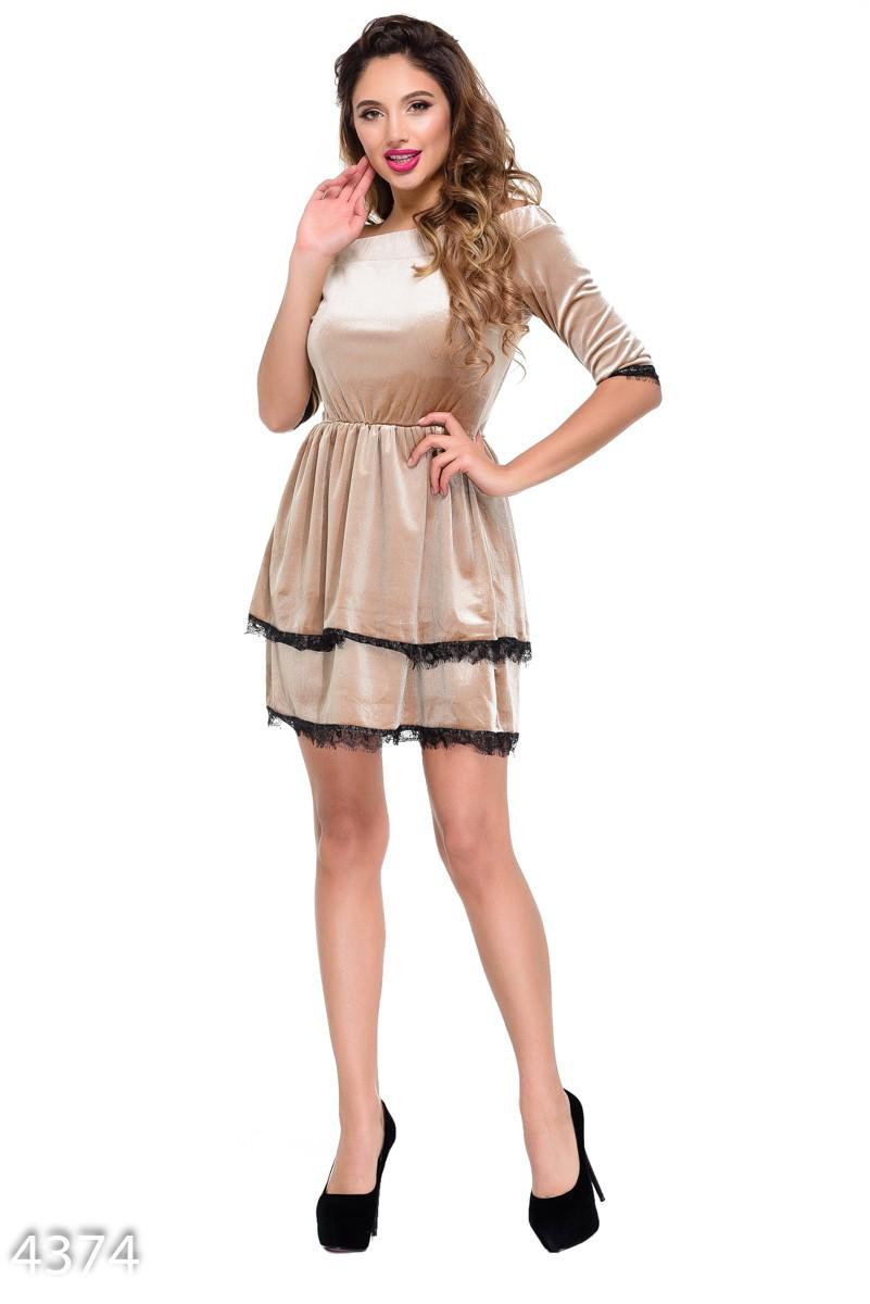 Короткие Платья Туники