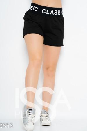 d55c2185046b Черные женские шорты: купить черные шорты в Украине в интернет ...