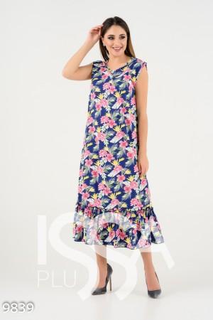 60c542ef594 Женские летние синий цвет 3XL размер  купить недорого в Украине ...