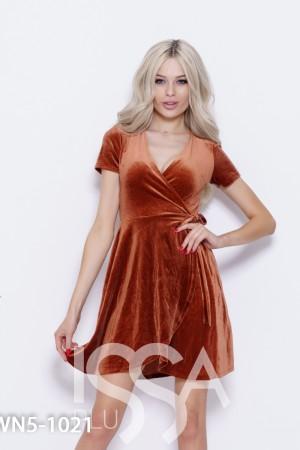 b1b93c20fdc Коричневые женские платья  купить платье коричневого цвета в Украине ...
