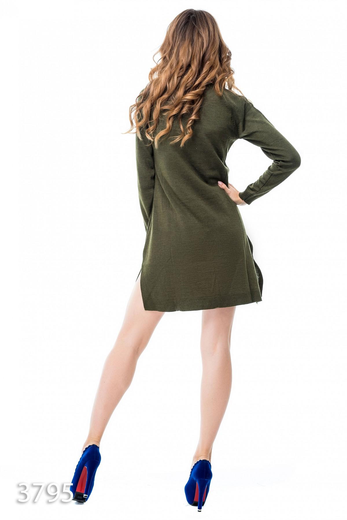 Трикотажные платья туники доставка