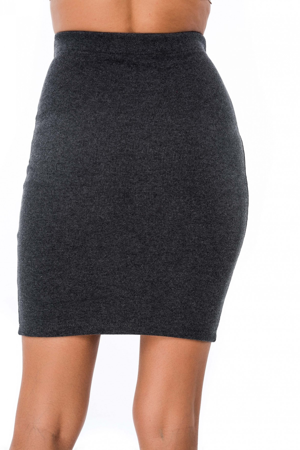Трикотажная юбка карандаш доставка
