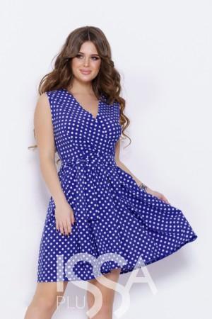 4a81423060f Синие женские платья  купить синее платье в Украине в интернет ...