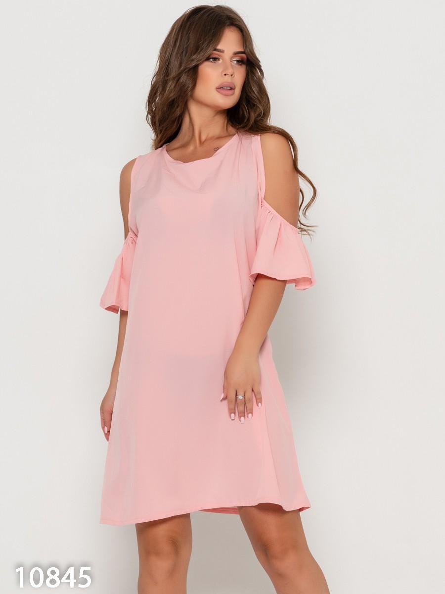 Короткое розовое платье: такое разное и нарядное Мода