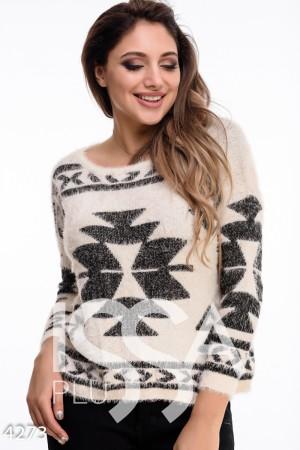 3c9ddb5e57dd Молочный свитер