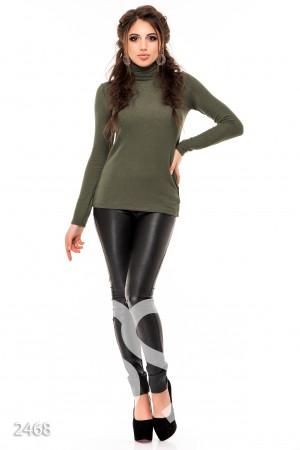 Зеленый женский свитер купить