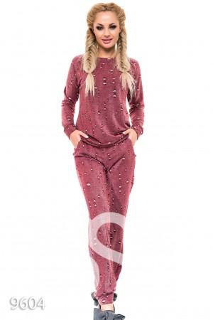 2abdd6fc2df Трикотажные спортивные костюмы женские  купить трикотажные ...
