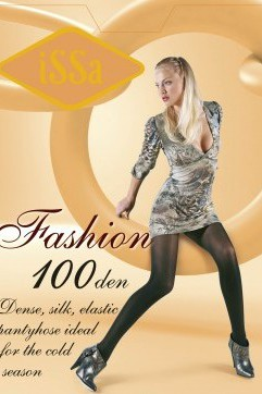 Колготки Fashion 100 den цвета антрацит