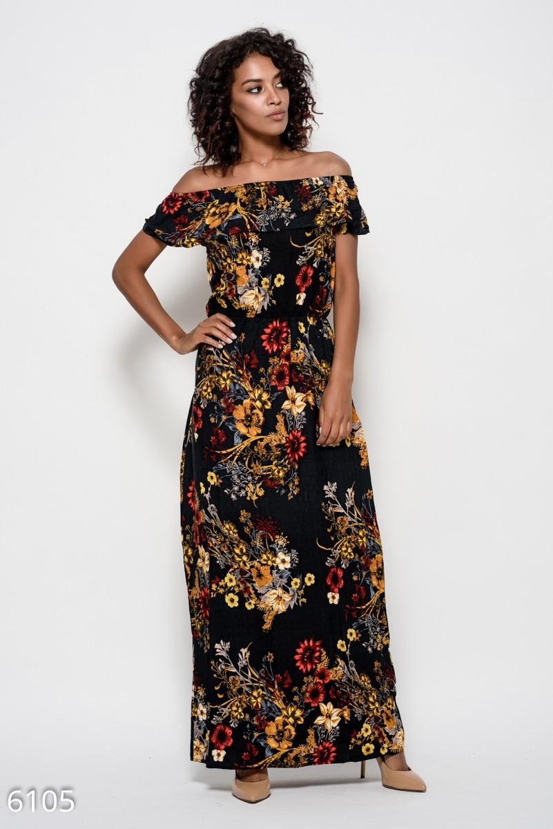 Платье в цветочек: красивые модели с фото, с чем их носить